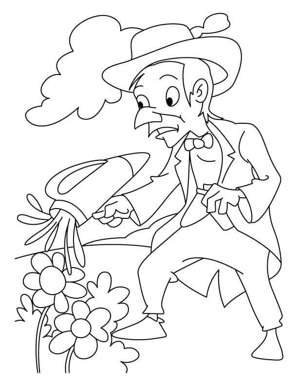 Happy Arbor Day Coloring Pages