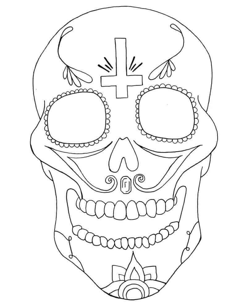 Happy Cinco De Mayo Coloring Sheets