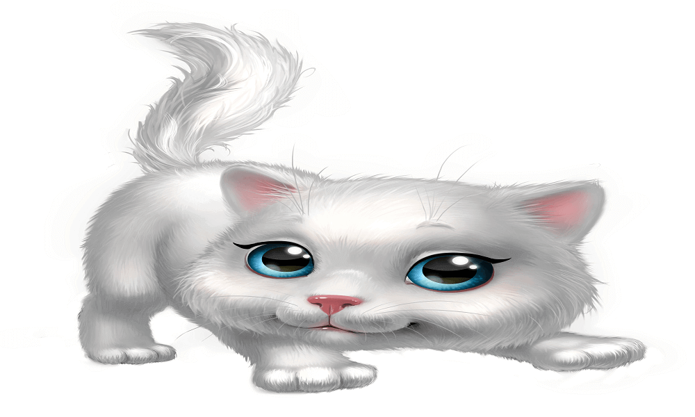 Kitty Coloring Images