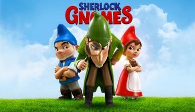 Sherlock Gnomes Coloring Images