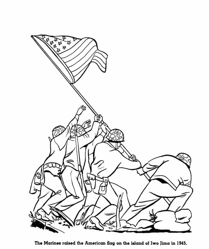 Washington Monument Coloring Page - Coloring Home | 797x670