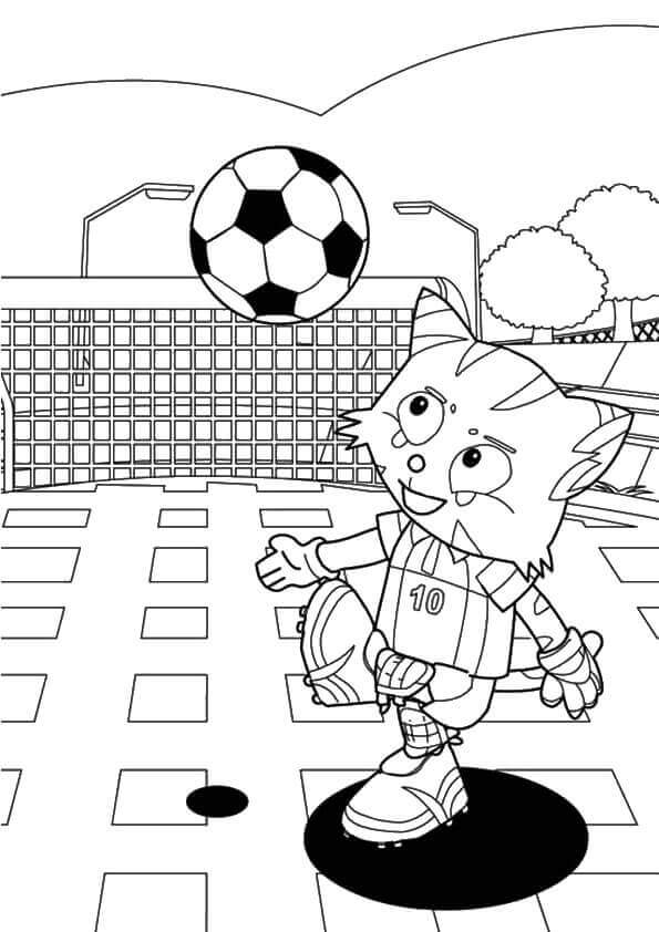 35 Free Printable Football Or Soccer