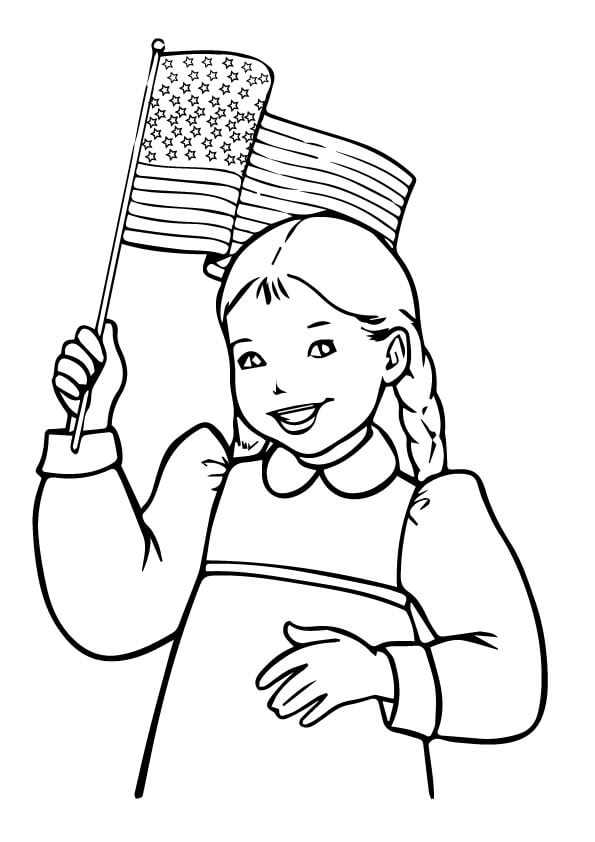 Fourth of July Coloring Pages To Print