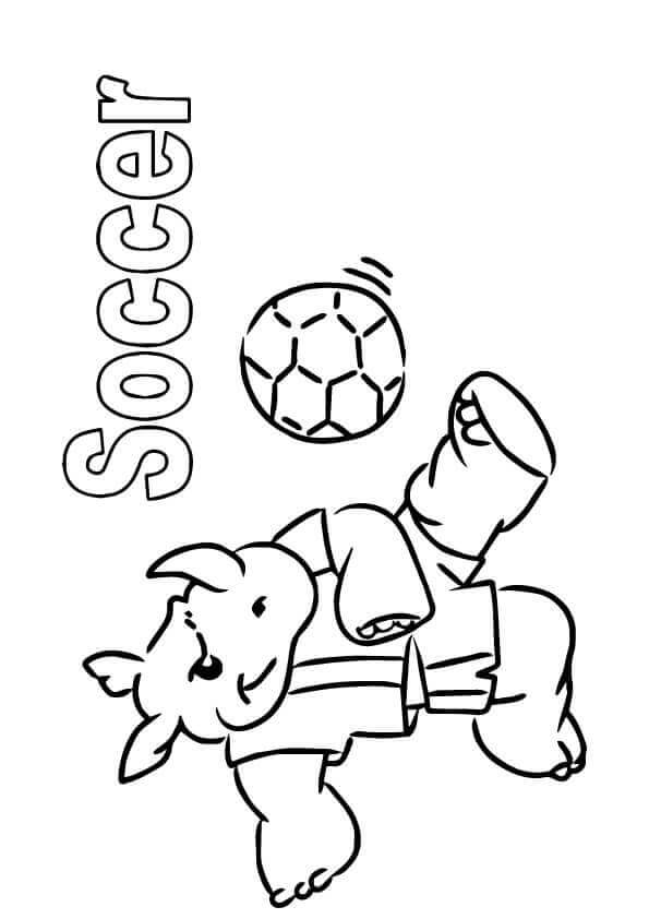 Free Football Coloring Pictures