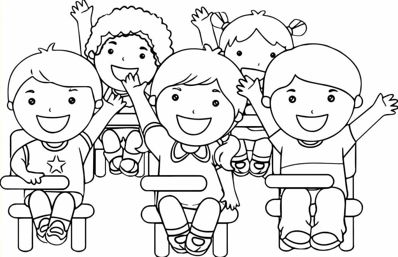 Free Last Day Of School Coloring Sheets