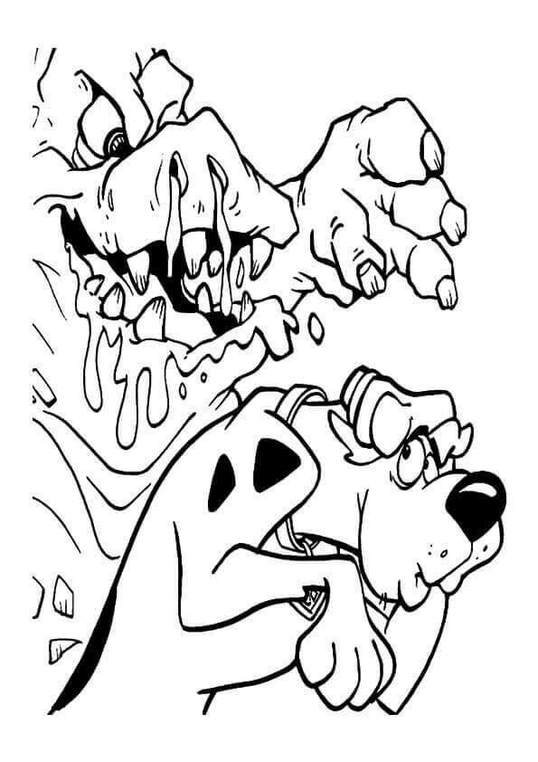 Scooby Doo Free Printables
