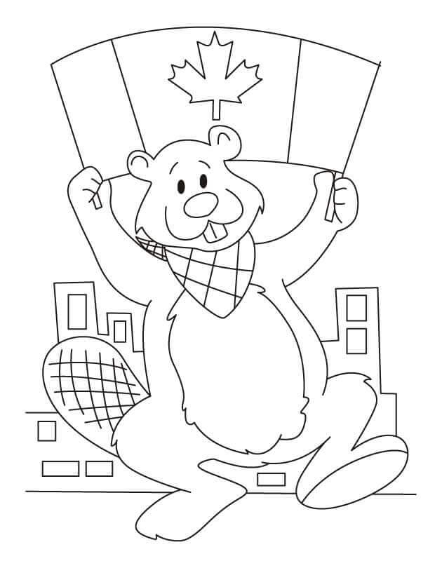 - Free Printable Flag Day Coloring Pages
