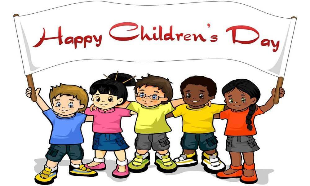 Childrens Day Clipart