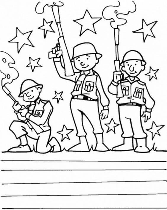 Free Printable Veterans Day Activity Sheets