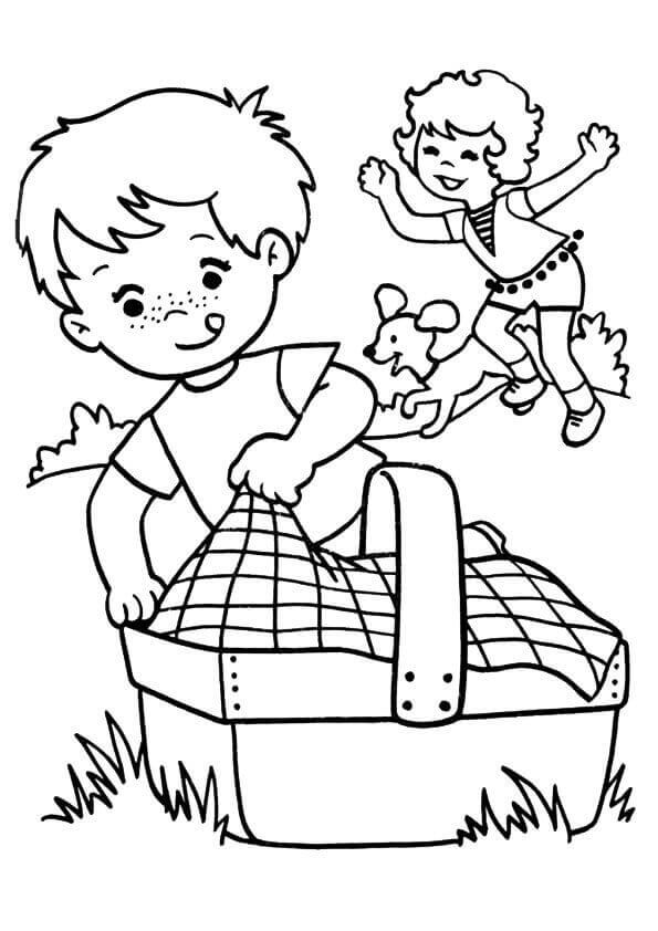 Happy Childrens Day Coloring Sheets To Print