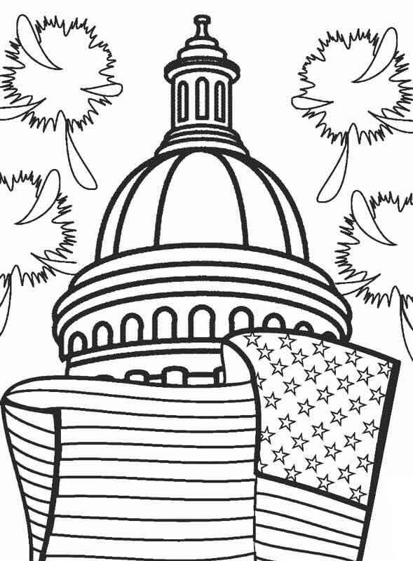 Veterans Day Coloring Images