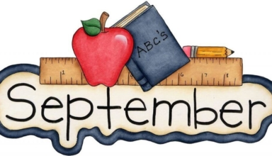 September clipart