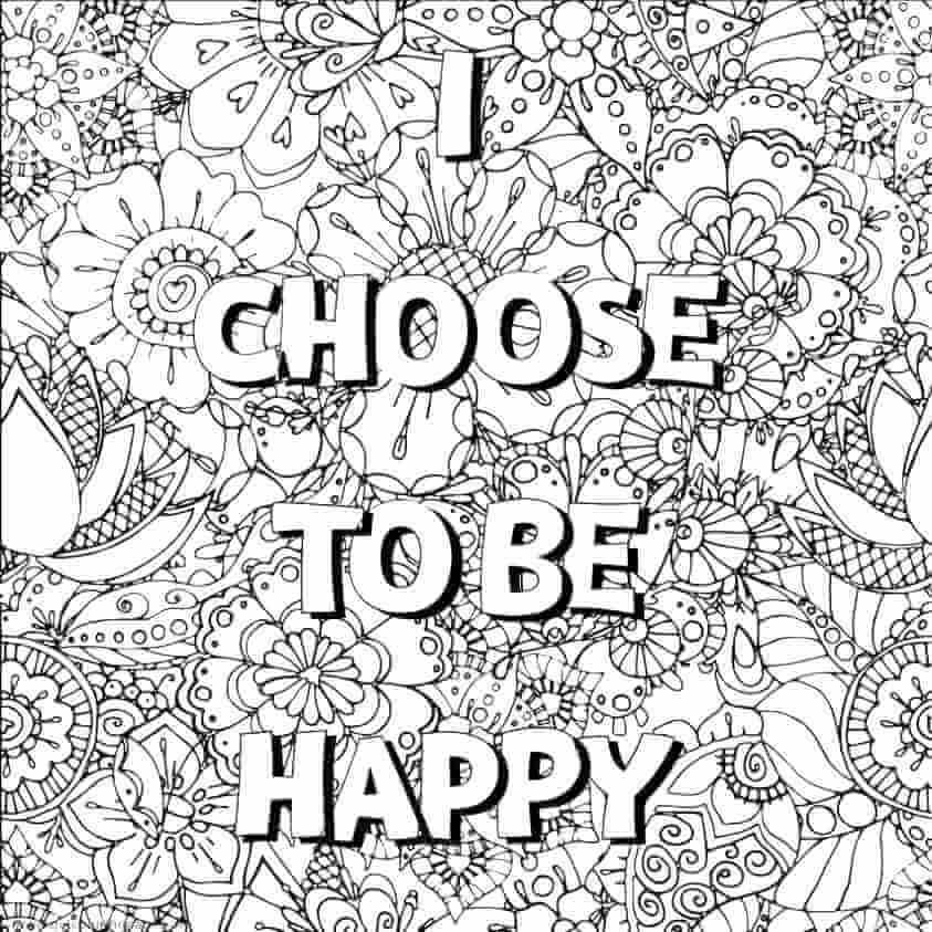 Growth Mindset Coloring Pictures