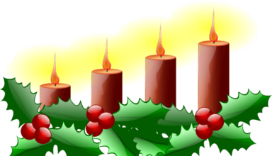 Christmas Advent Clipart