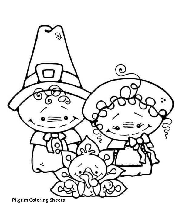 Pilgrim Coloring Pages To Print