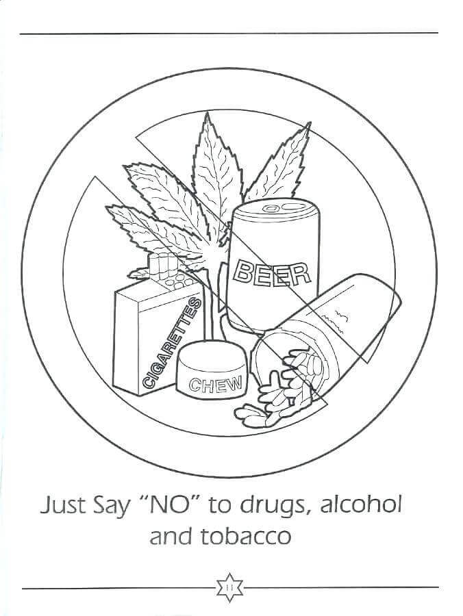 arv pills coloring pages - photo#5