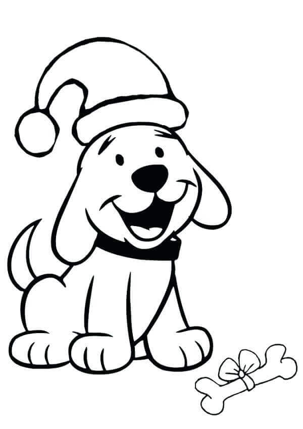 Free Printable Christmas Coloring Pages For Preschoolers