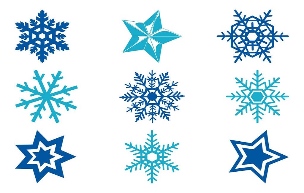 Free Snowflakes Coloring Pages Printable