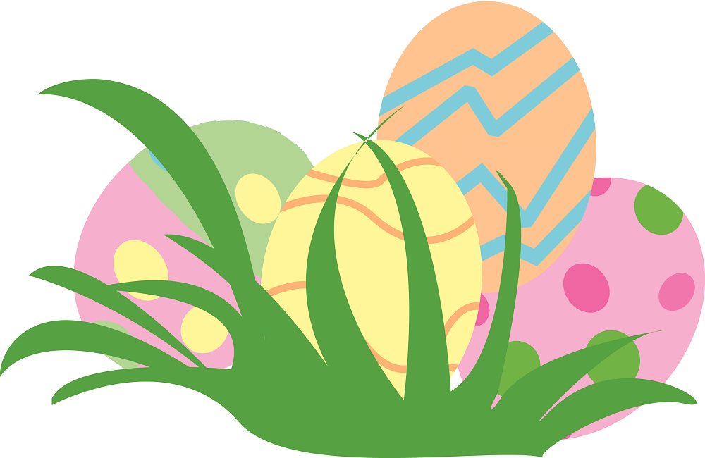 30 Free Easter Egg Coloring Pages PrintableEaster Clipart Free