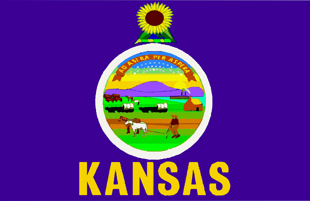 Kansas Day Clipart