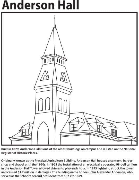 Kansas Day Coloring Pictures To Print