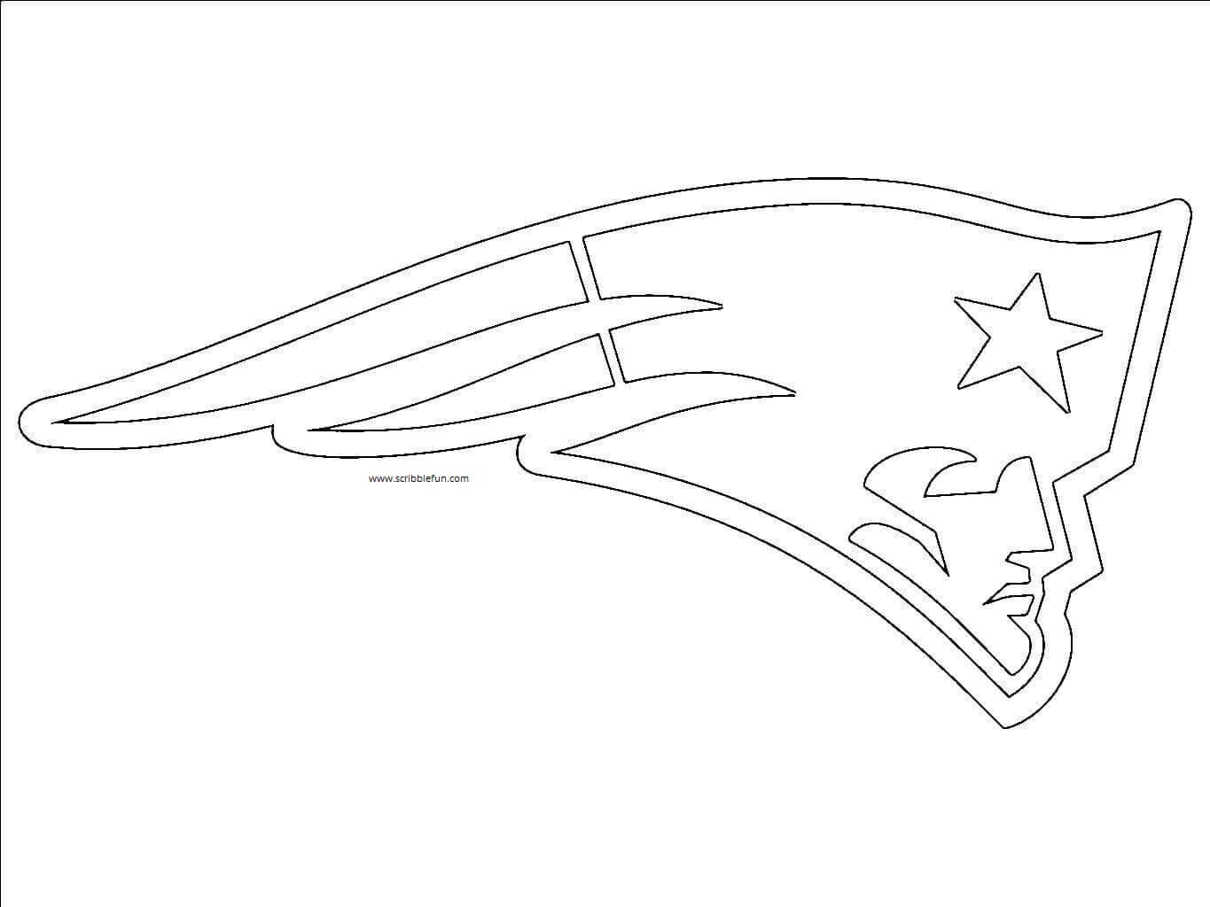 30 Free NFL Coloring Pages Printable