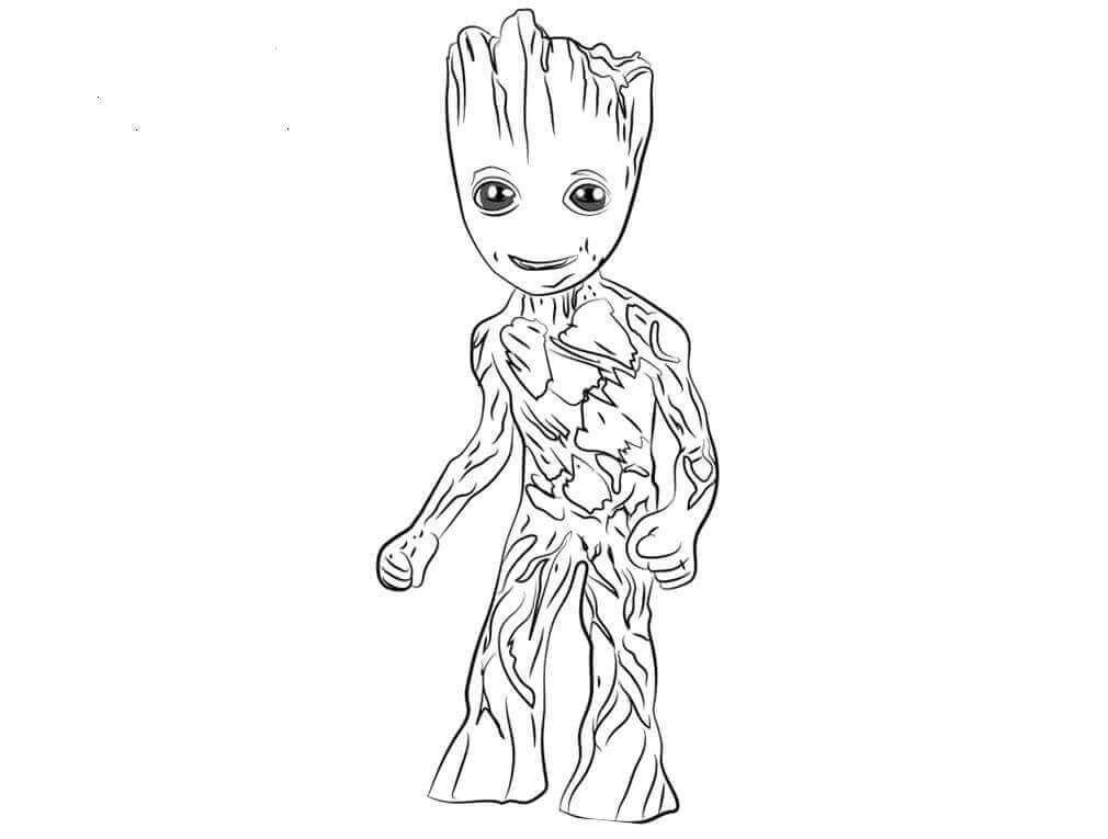 30 Free Avengers Coloring Pages