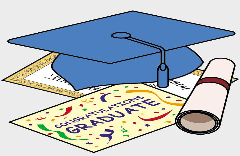 This is a picture of Remarkable Preschool Graduation Coloring Pages