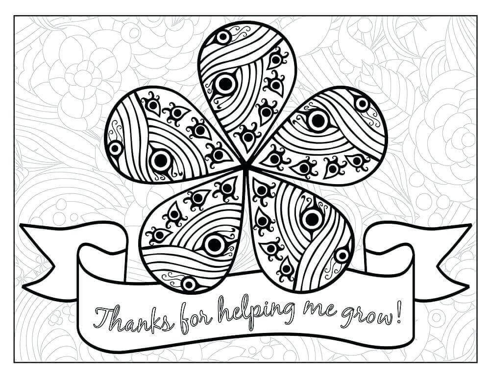Free Printable Happy Teachers Day Coloring Pages