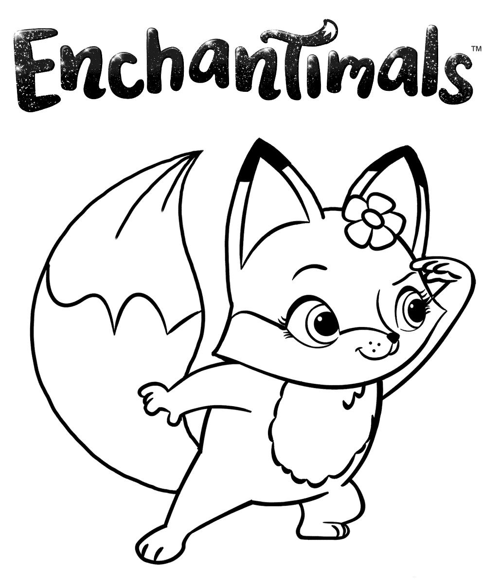 Flick From Enchantimals