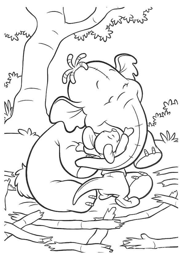 Lumpy From Winnie The Pooh