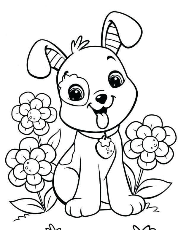 Cute Coloring Pages Printable