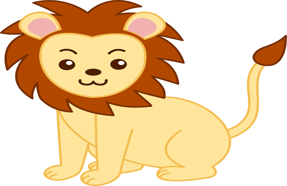 35 Free Lion Coloring Pages Printable