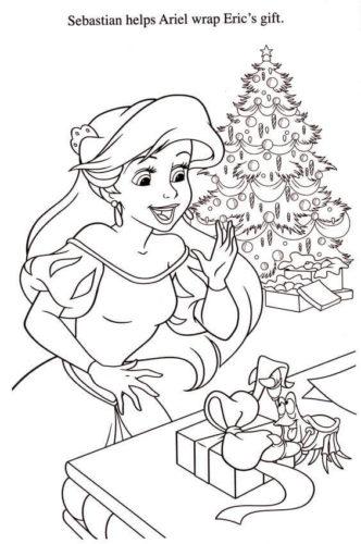 Little Mermaid Christmas