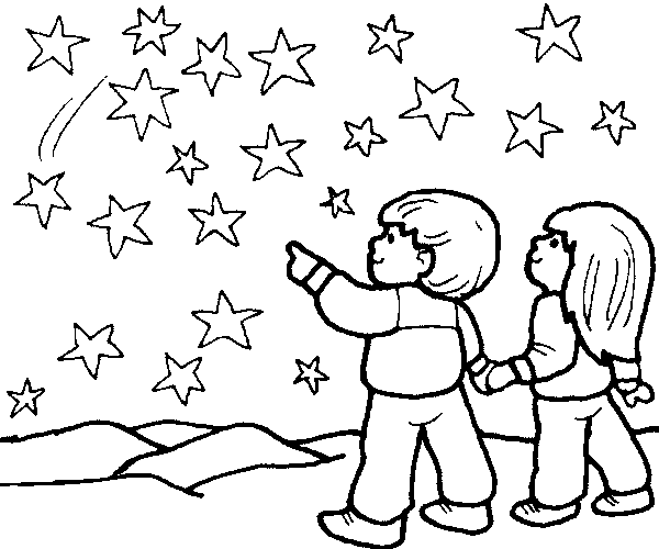Kids Counting Stars