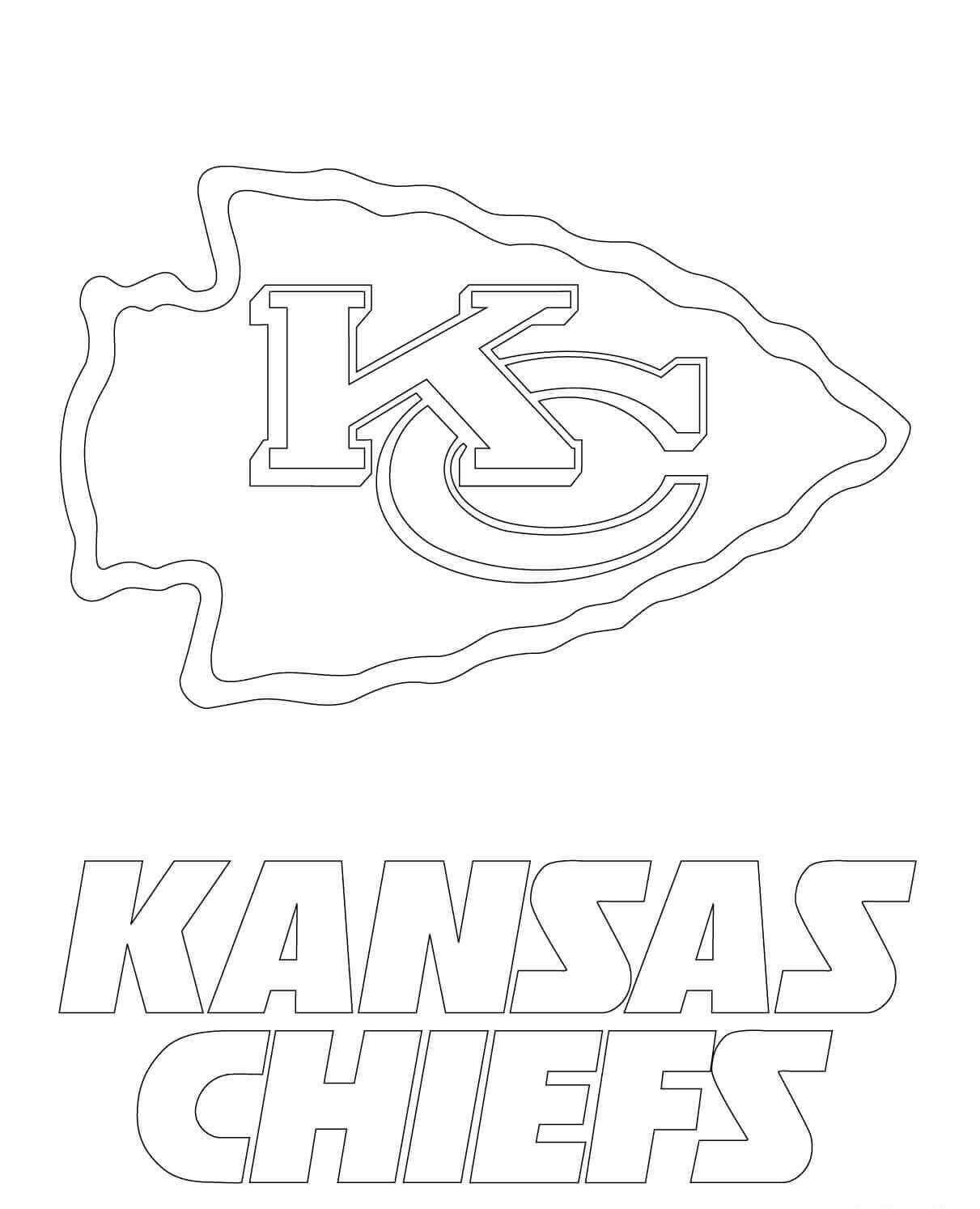 Chiefs Coloring Pages