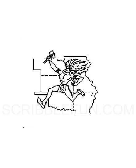 Kansas City Chiefs Old Logo