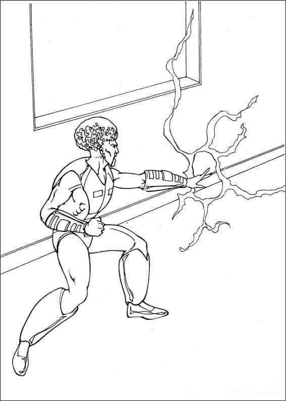 Samuel Sterns Coloring Page