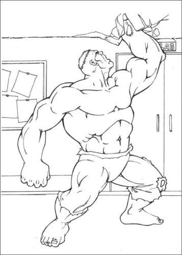 Strong Hulk