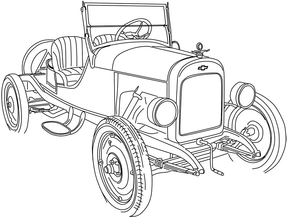Chevrolet Series 490 Roadster