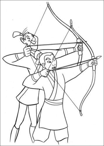 Ling And Mulan