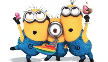 35 Free Minions Coloring Pages Printable
