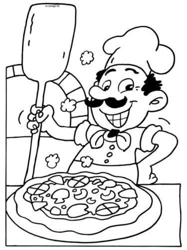 Italian Pizza Maker