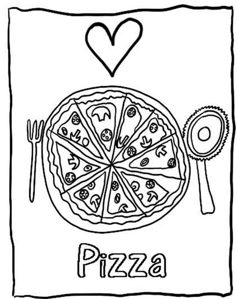 Pizza Is Love