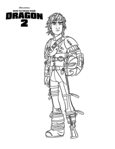Grown Up Hiccup