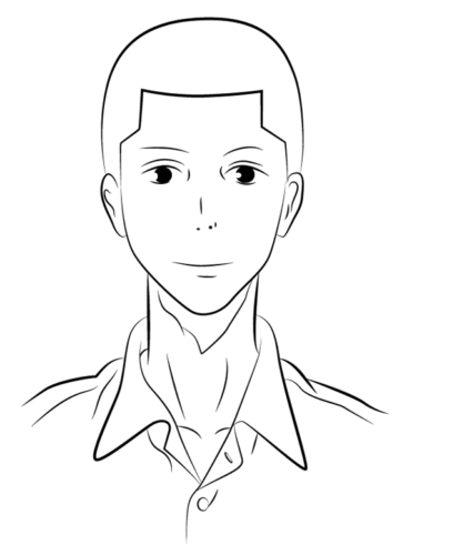 Koichi Kawahara from Kuroko Basketball