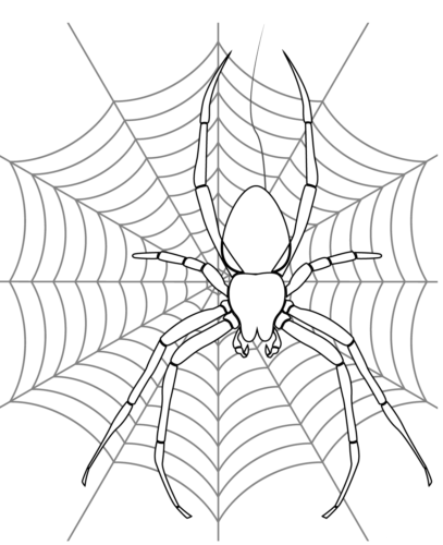 32 Free Scary Halloween Coloring Pages Printable