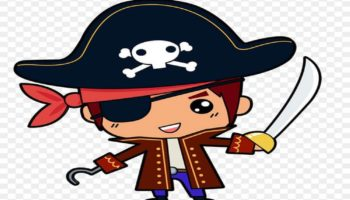 37 Free Pirate Coloring Pages Printable