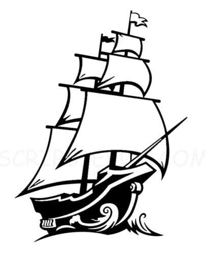 Tampa Bay Buccaneers ship logo