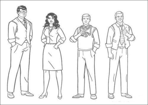 Daily Planet staff